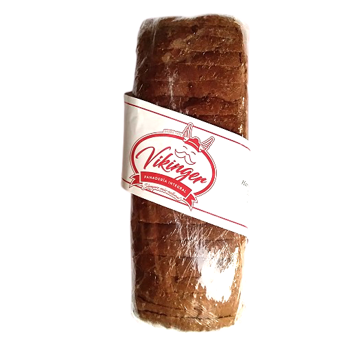 Pan molde integral sin azúcar Panadería Vikinger - 1 bolsa