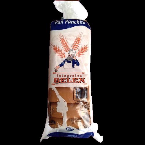 Pan para panchito pequeño Panadería Belén - 1 bolsa de 24 unidades