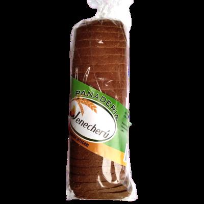 Pan molde integral Panadería Jenecherú - 1 bolsa