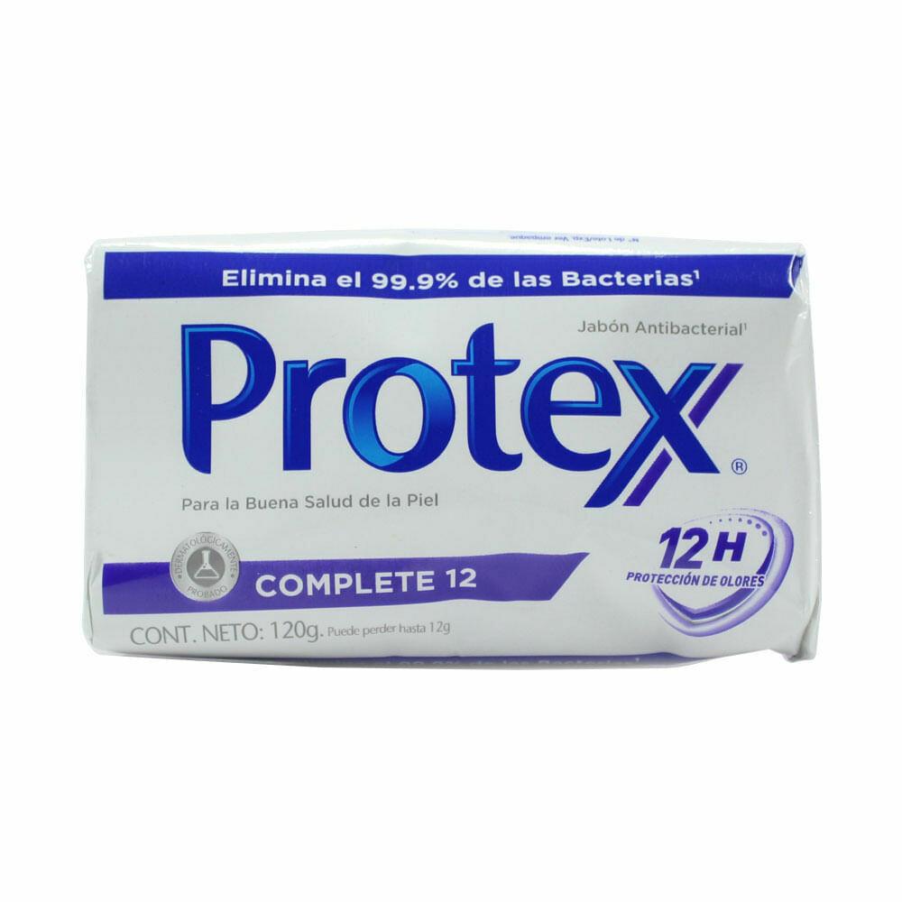 Jabón de tocador Protex Complete 12 125 gr