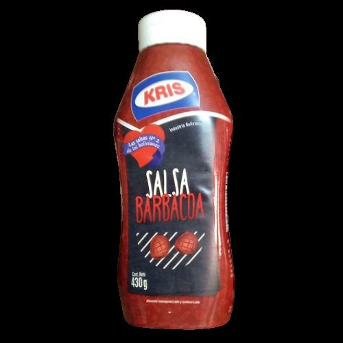 Salsa barbacoa Kris 430 gr