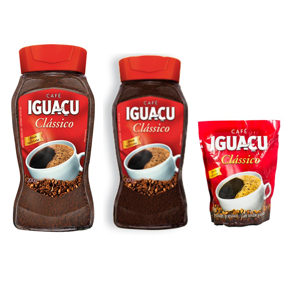 Café Iguazú clásico
