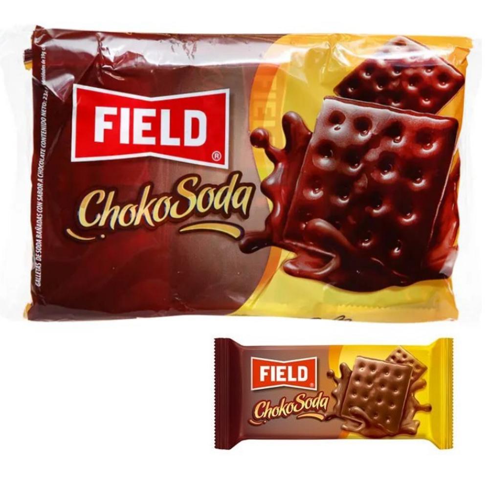 Galletas Chokosoda Field