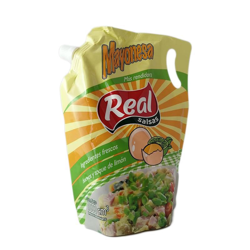 Mayonesa regular Real 1.000 cm3