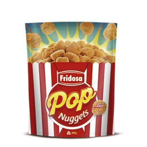 Nugget de pollo Pop Fridosa 300 gr