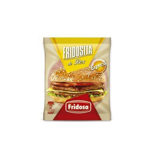 Hamburguesa Fridosita Express Fridosa sachet con 2 unidades