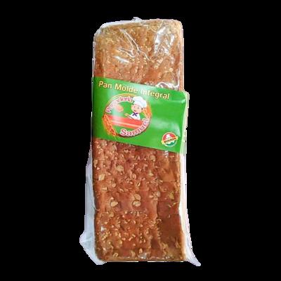 Pan molde integral Panadería Samuel - 1 bolsa