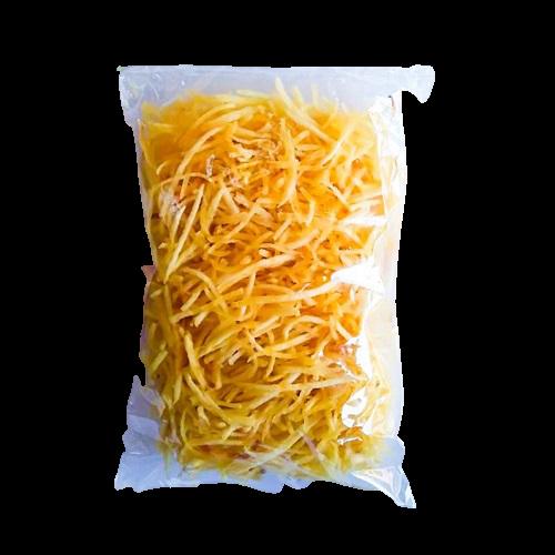 Papas fritas rayadas bolsa pequeña