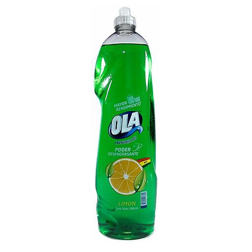 Lavavajilla Ola Limón 1.050 ml