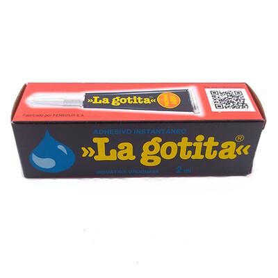 Pegamento La Gotita 2 ml