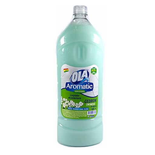 Limpiapisos Ola Aromatic Cedrón 1.800 ml