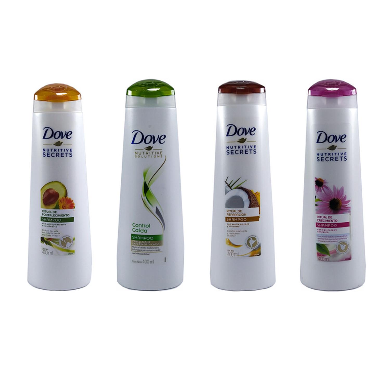 Shampoo Dove 400 ml