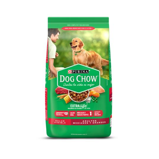 Croquetas Purina Dog Chow Adultos raza mediana y grande