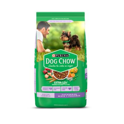 Croquetas Purina Dog Chow Cachorros raza pequeña