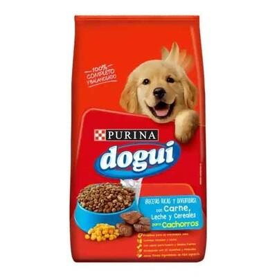Croquetas Purina Dogui cachorros sabor carne, leche y cereales - 21 kg
