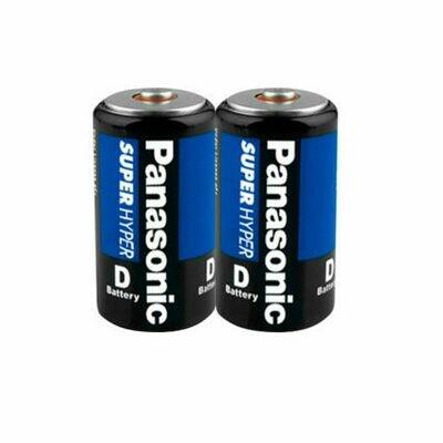 Pilas Panasonic D 1 par