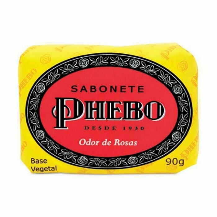 Jabón de tocador Sabonete Phebo 90 gr