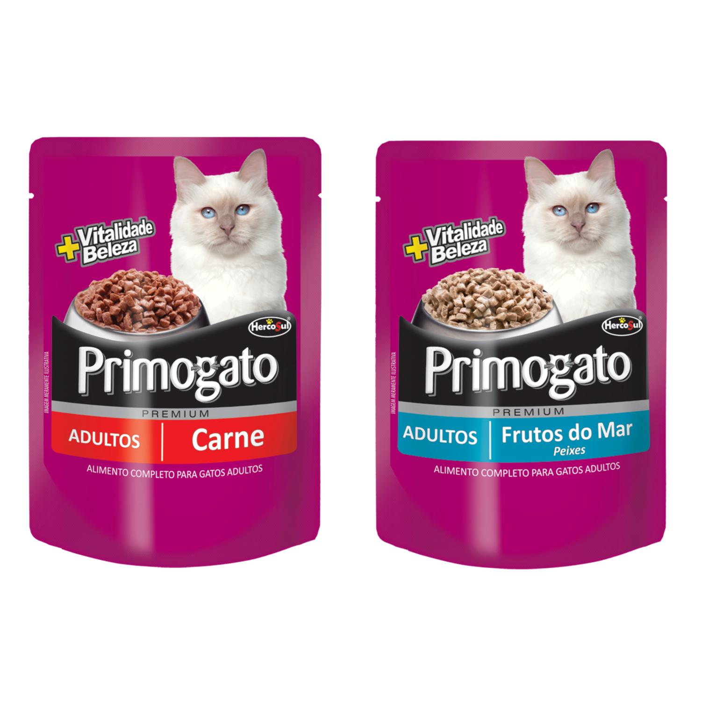 Comida húmeda Primogato Adulto 85 gr