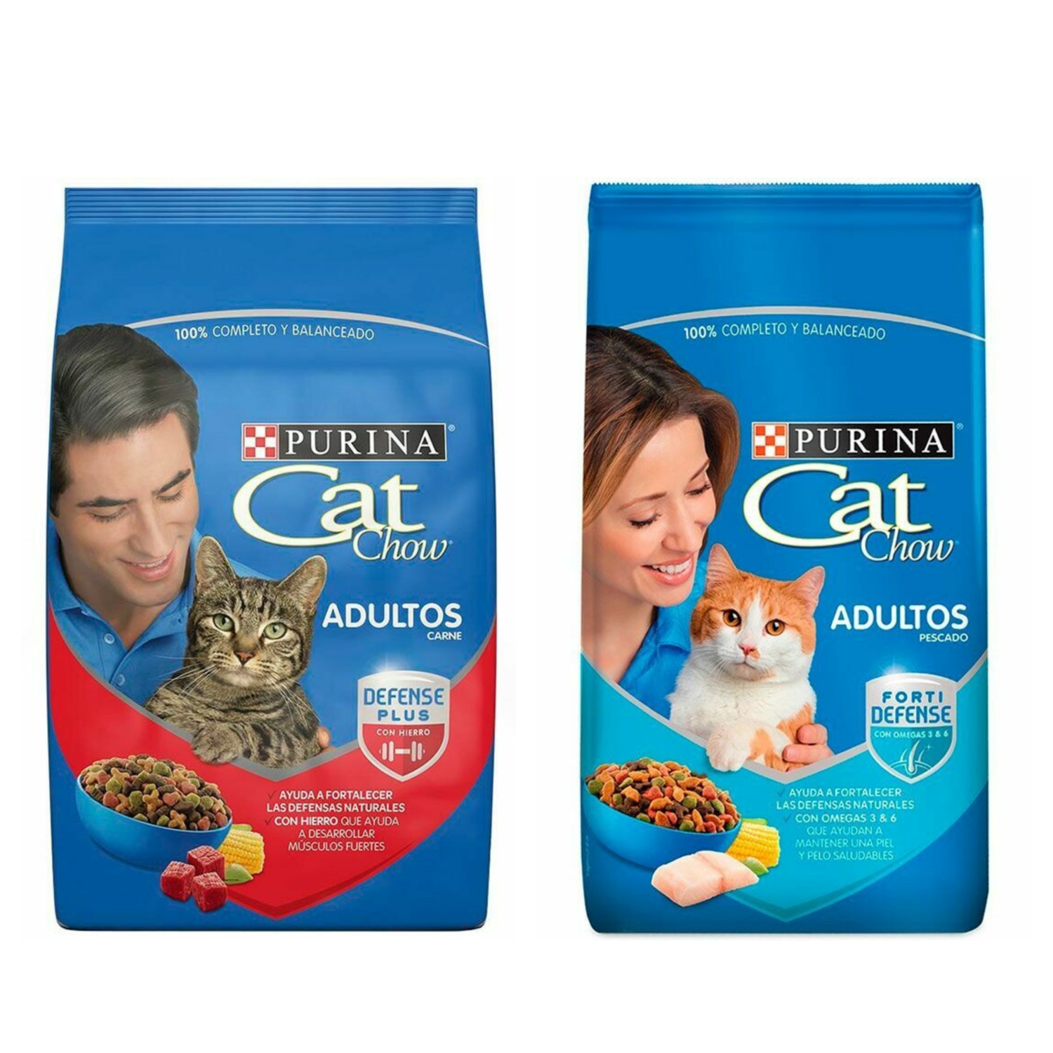 Croquetas Purina Cat Chow adultos