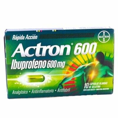 Actron Bayer 600 mg