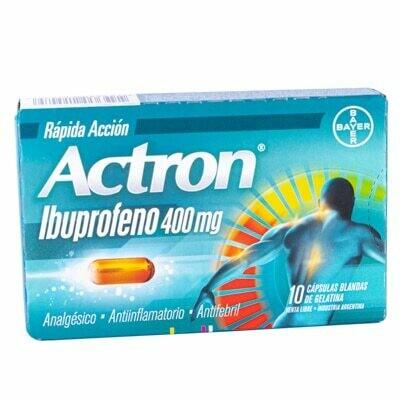 Actron Bayer 400 mg