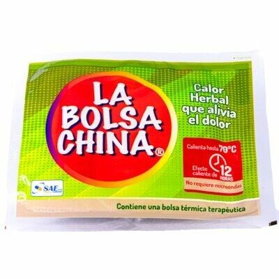 Parche La Bolsa China