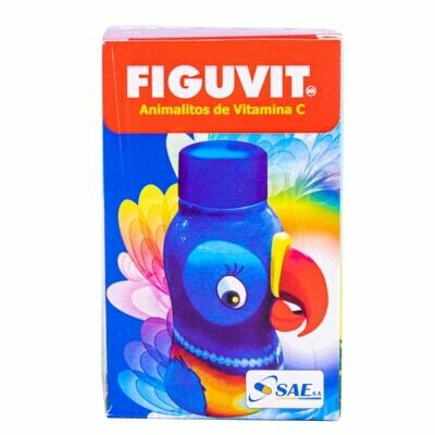 Figuvit Memory masticable
