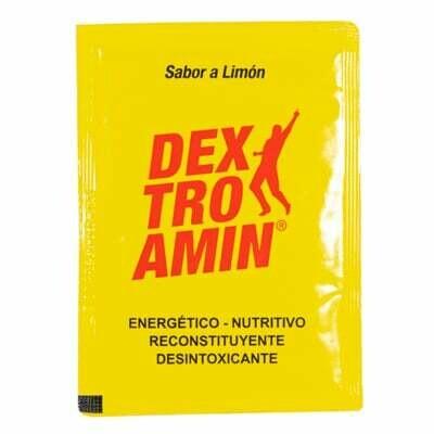 Dextroamin limón