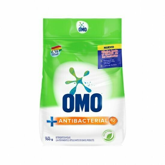 Detergente Omo antibacterial 700 gr
