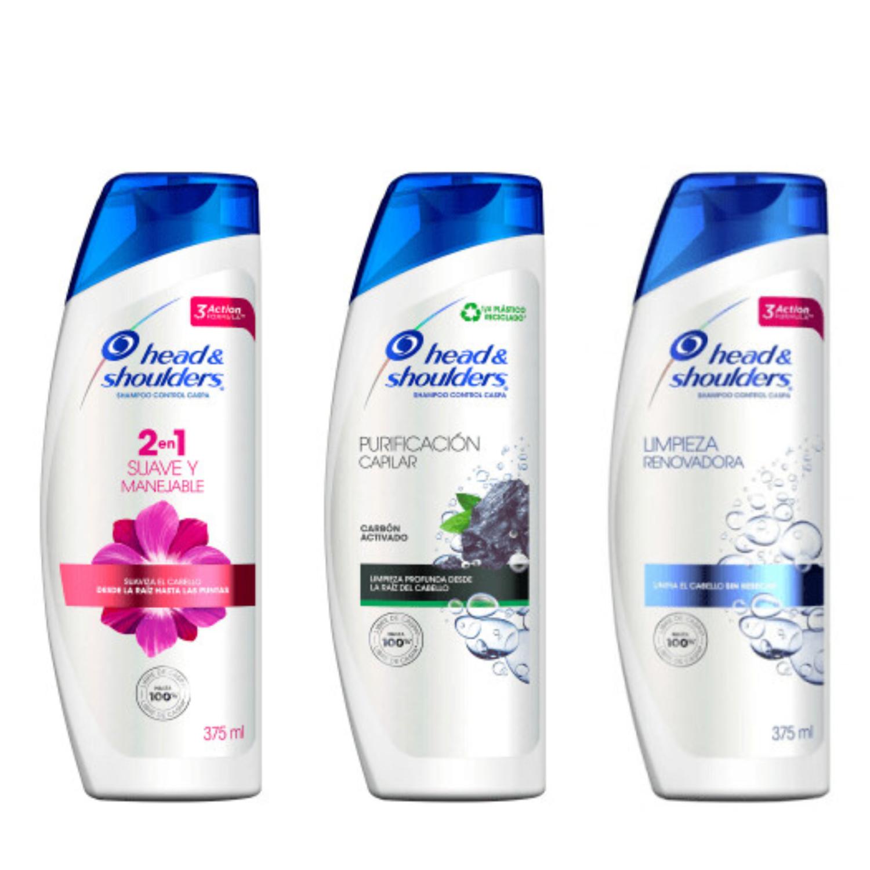 Shampoo Head & Shoulders 375 ml
