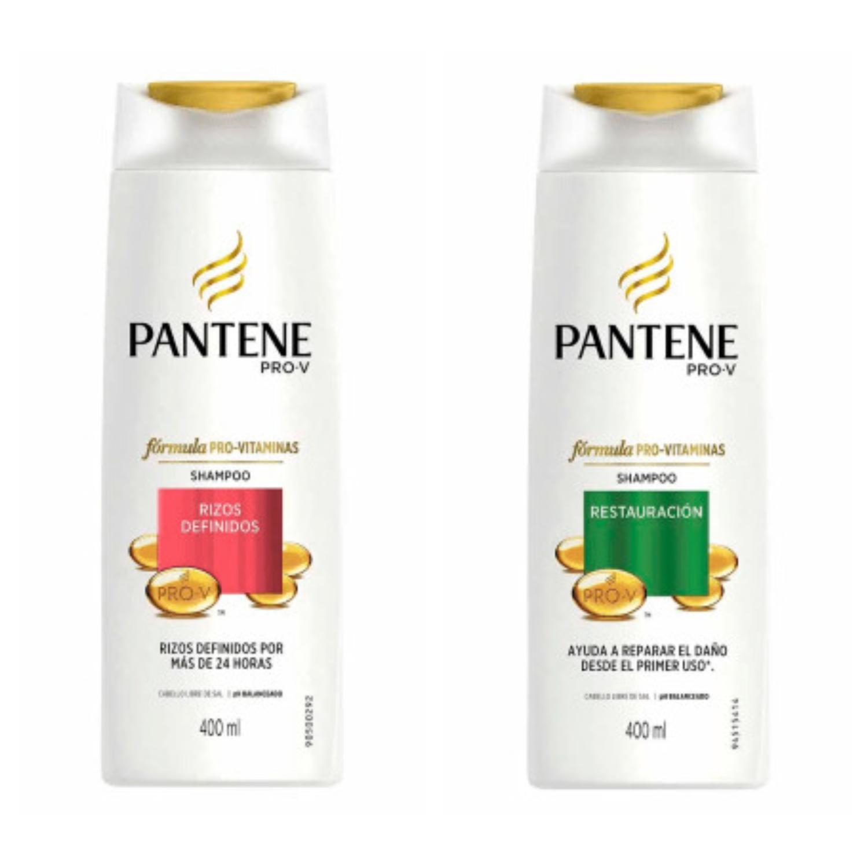 Shampoo Pantene 400 ml