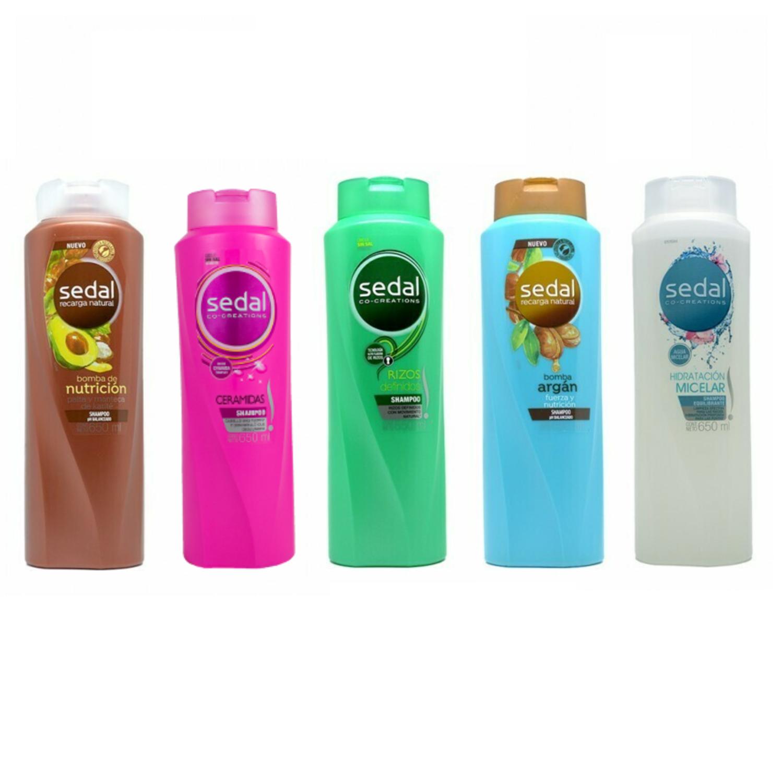 Shampoo Sedal 650 ml