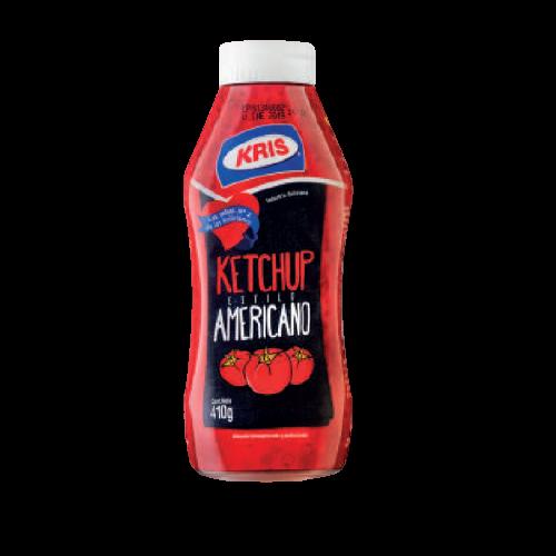 Ketchup tipo americano Kris 410 gr