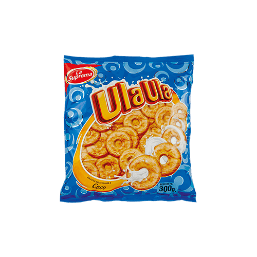 Galleta de coco Ula Ula 300 gr