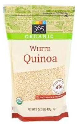 White Quinoa (Quinoa Blanca)
