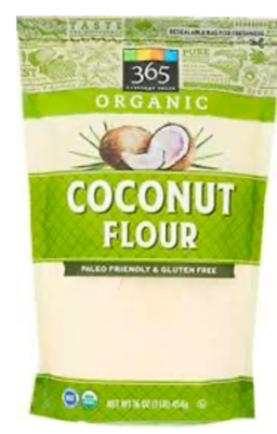 Coconut Flour (Harina de Coco)