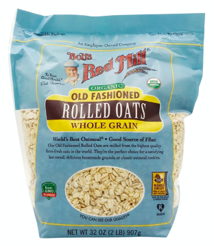 Old Fashioned Whole Grain Rolled Oats