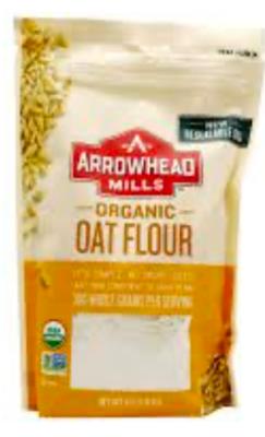 Oat Flour (Harina de Avena)