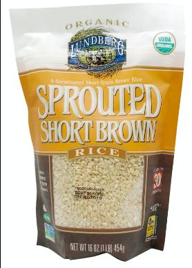 Gluten free Brown rice