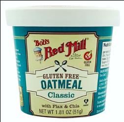 Classic Gluten Free Oatmeal