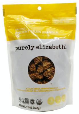 Purely Elizabeth granola (original)