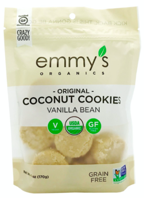 Emmy's organic cookie (Coconut)