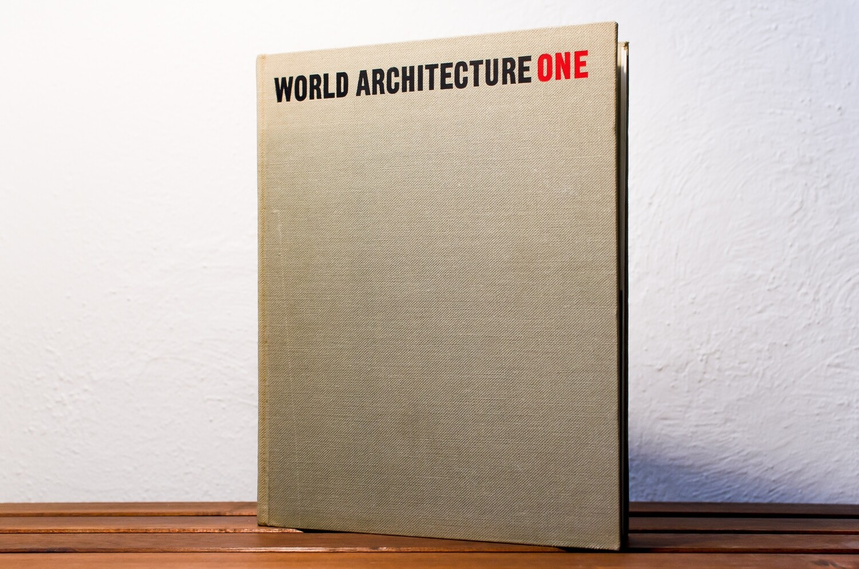 World Architecture One, Studio Books London, 1964