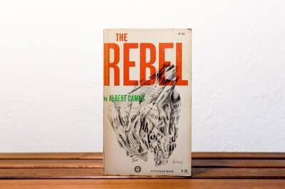 The rebel, Albert Camus, Vintage books, 1956