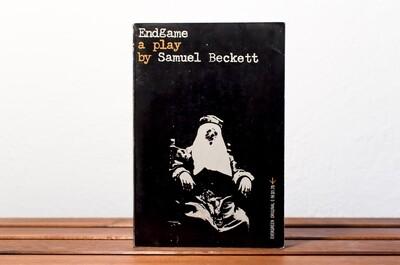 Endgame, Samuel Beckett, An Evergreen original, Grove Press, 1958