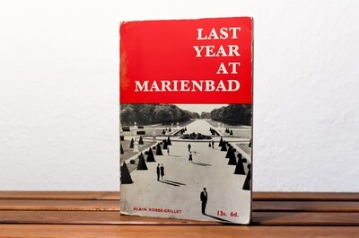 Last year in Marienbad, Alain Robbe-Grillet, Riverrun Press, 1995