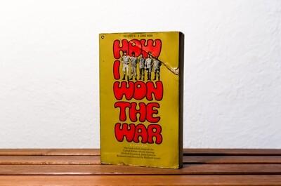 How I won the war, Patrick Ryan, Corgi books, 1967