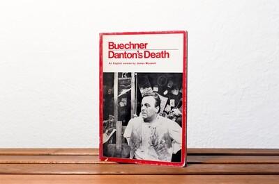 Danton's death, Georg Buchner, 1959