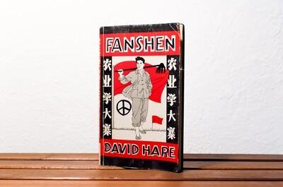 Fanschen, David Hare, Faber & Faber, 1976