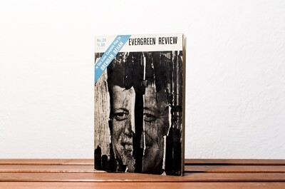 Evergreen Review, vol.5/no.20, Publisher: Barney Rosset, September-October 1961